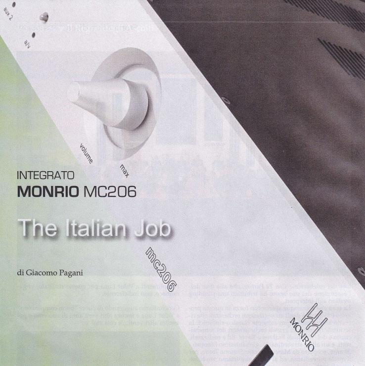 Monrio MC206 - Review by Fedeltà del Suono