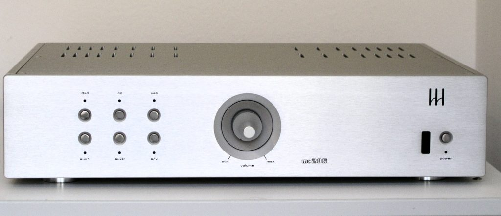 Monrio MC 206, integrated amplifier