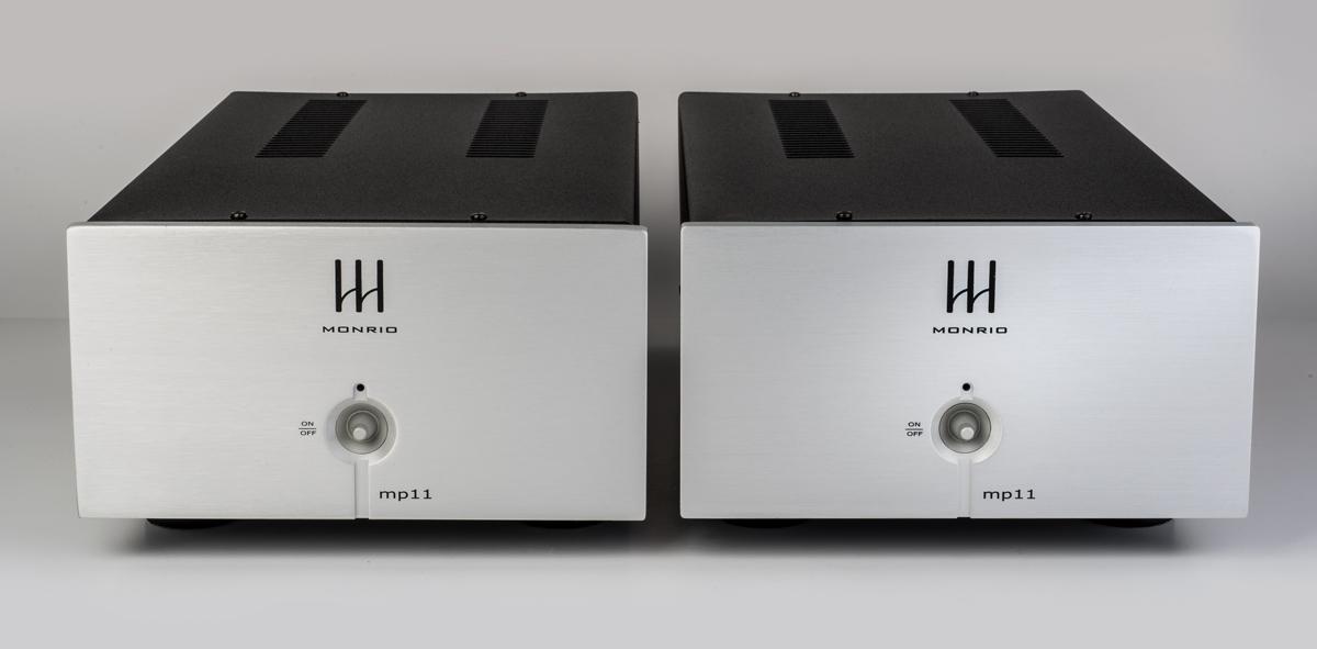 Monrio MP11 – Mono amplifiers