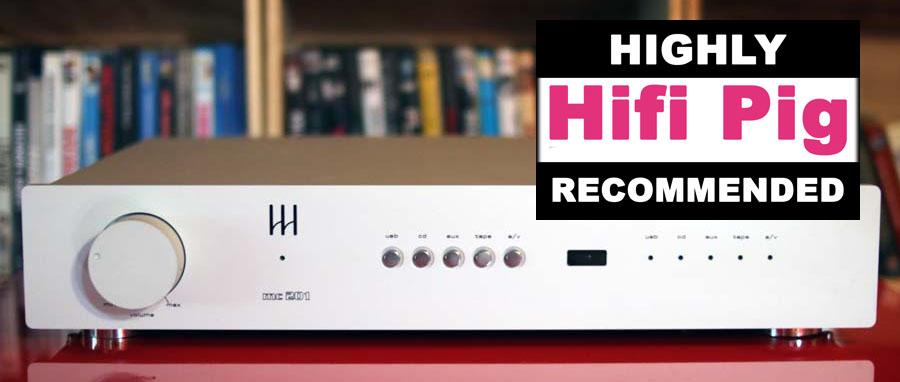Hi Fi Pig Magazine - Monrio MC 201 review