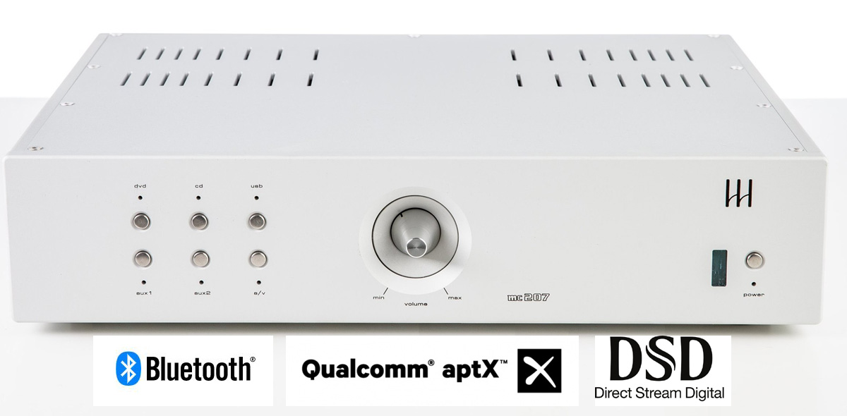 Monrio MC 207 MKII – Integrated amplifier